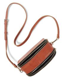 Lucky Brand Structured Contrast Crossbody