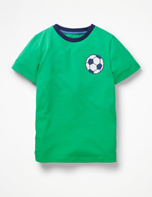 Boden Printed Sports T-shirt