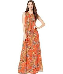 Juicy Couture Rustic Paisley Maxi Dress