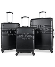Ben Sherman Ripon 3-Pc. Hardside Wheeled Luggage S
