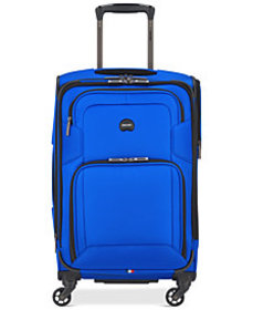 "Delsey Opti-Max 21"" Expandable 4-Wheel Carry-On Sp"