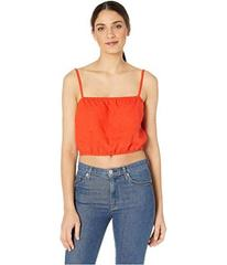 Juicy Couture Washed Linen Top