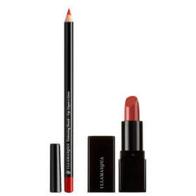 Illamasqua Get Burnt Lip Kit (Worth $47)