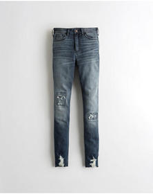 Hollister Classic Stretch High-Rise Super Skinny J