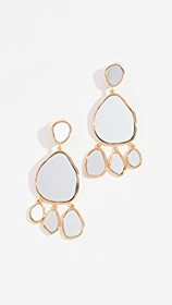 Aurelie Bidermann Ciottolo Pendant Earrings