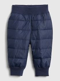Quilted Puffer Pants
