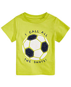 First Impressions Toddler Boys Soccer T-Shirt, Cre