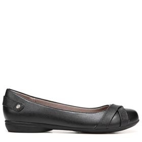 LifeStride Women's Adalene Medium/Wide Flat Shoe