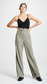 The Range Liquid Poplin Military Pants