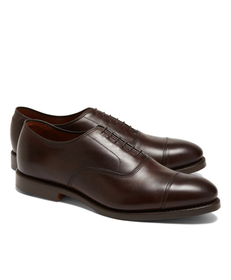 Brooks Brothers Leather Captoes