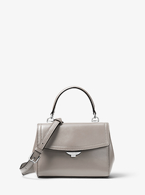 Michael Kors Ava Extra-Small Leather Crossbody