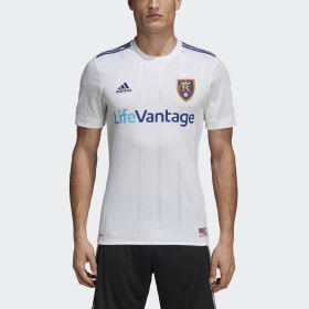 Adidas Real Salt Lake Authentic Away Jersey