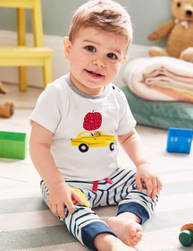 Boden Printed Vehicle T-shirt