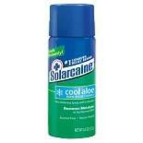 Solarcaine Cool Aloe Burn Relief Formula Pain Reli