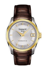 Tissot Women's Couturier Powermatic 80 Lady Watch