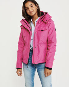 Midweight Technical Jacket, PINK