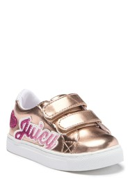 Juicy Couture Lil' Livermore Casual Sneaker (Toddl