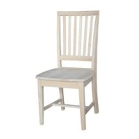International Concepts Mission Side Chair, Set of