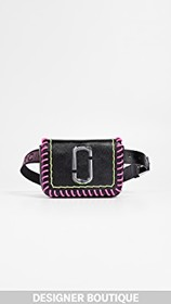 Marc Jacobs M/L Hip Shot Whipstitch Convertible Be