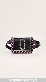 Marc Jacobs S/M Hip Shot Whipstitch Convertible Be