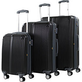 American Green Travel Rockdale 3 Piece Expandable