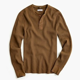 J. Crew Wallace & Barnes thermal henley