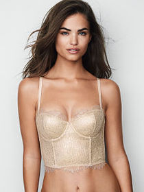 Victoria Secret Dream Angels Chantilly Lace Mini B