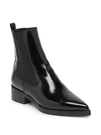 Stella McCartney Point Toe Chelsea Boots BLACK