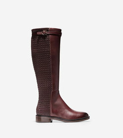 Cole Haan Lexi Grand Stretch Strap Boot (30mm)