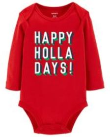 Osh Kosh Baby GirlHoliday Bodysuit