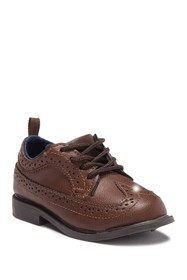 Carter's Brogue Lace-Up Oxford (Toddler & Little K