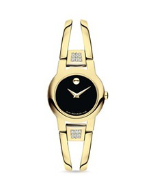 Movado - Amorosa Diamond Watch, 24mm