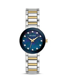 Bulova - Modern Two-Tone Watch, 26mm