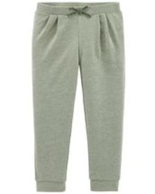 carters Toddler Girl Pull-On Jersey Joggers