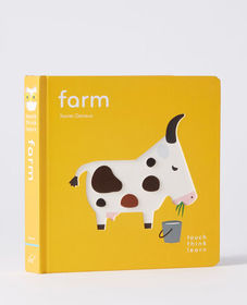 Hanna Andersson TTL: Farm Animals Book