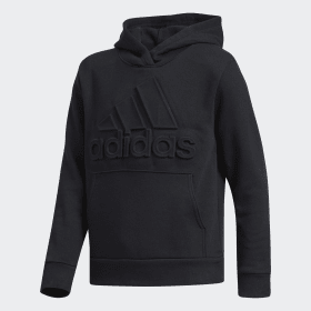 Adidas Embossed Badge of Sport Pullover Hoodie