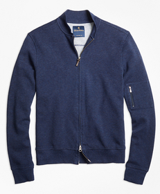 Brooks Brothers Cotton Bomber