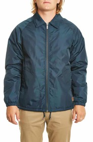 Brixton Claxton Water Repellent Jacket with Faux S