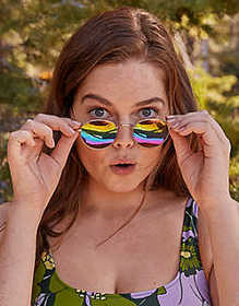 American Eagle Aerie Bright Side Sunnies