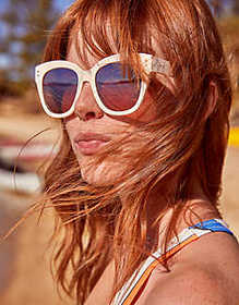 American Eagle Aerie Big Time Sunnies