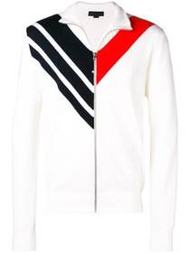 Stella McCartney knitted zip-up pullover