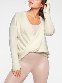 Finale Wool Cashmere Convertible Sweater