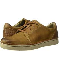Clarks Tan Leather