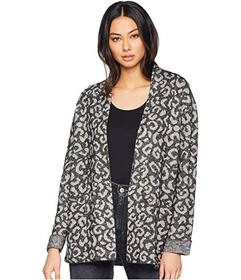 Michael Stars Shawl Collar Jacket with Pockets