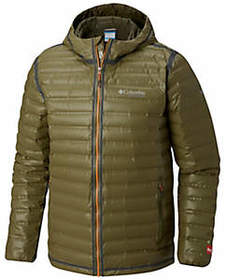 Columbia Men's OutDry™ Ex Gold Down Hooded Jacket