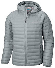 Columbia Men's Alpha Trail™ Down Hooded Jacket