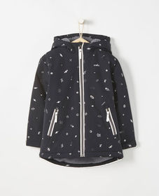 Hanna Andersson Fleece Lined Navigator Jacket
