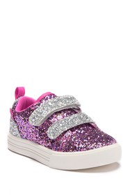 OshKosh Lyric Glitter Sneaker (Toddler & Little Ki