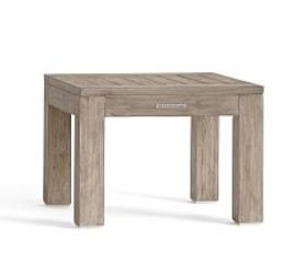 Pottery Barn Indio Side Table