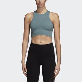 Adidas Warpknit Crop Top